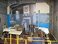 Ouwerkerk Watersnoodmuseum hoe men leefde voor de Ramp.JPG