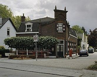 Hendrik-Ido-Ambacht - Image: Overzicht ingangspartij Hendrik Ido Ambacht 20376663 RCE