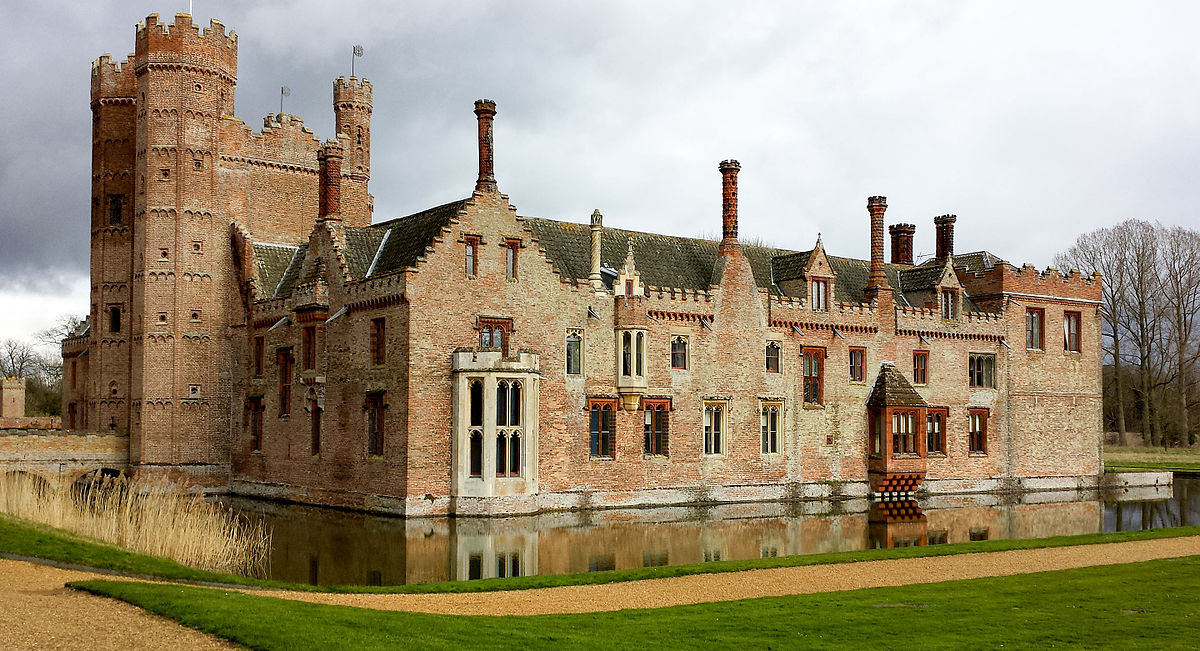 Oxburgh Hall Wikipedia
