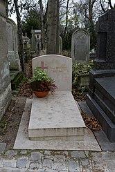 Tomb of Serge Belloni