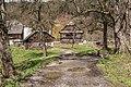 Pörtschach Winklern Brockweg vulgo Brock Hof Nebengebäude Süd-Ansicht 01042018 2808.jpg