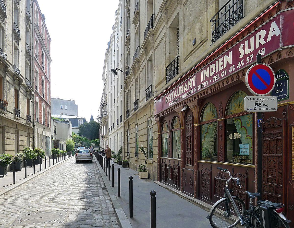 Villa Collet Paris Se Loger