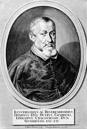 Archbishop of Kraków - Piotr Gembicki