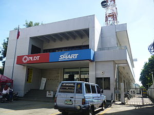 English: PLDT and Smart Zamboanga City main Branch