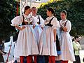 POL CZ Girls in Silesian dresses from Cieszyn Silesia, 2008 01.JPG