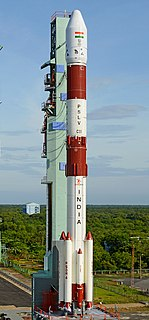 Polar Satellite Launch Vehicle expendable system for launching satellites, developed by the Indian Space Research Organisation