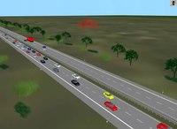 File:PTV Vissim- Motorway Shockwave.webm