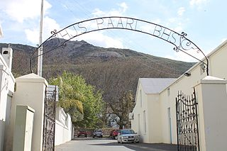 Paarl Boys High School Boys state school