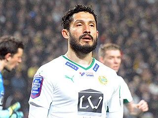 Pablo Piñones Arce Swedish footballer