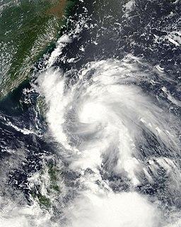 Typhoon Pabuk (2007)