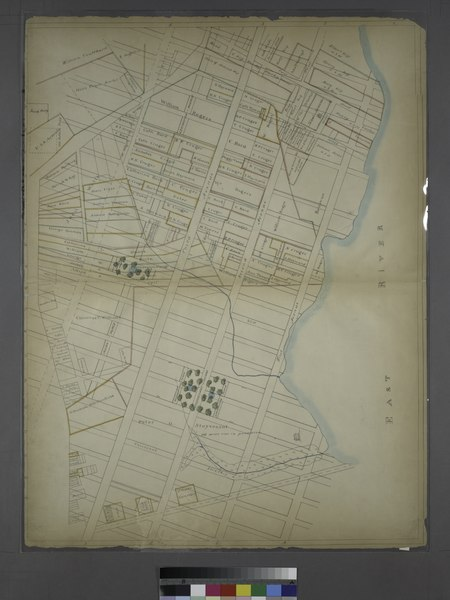 File:Page 04- (Bounded by Luise Street (Kips Bay), East River, (Stuyvesant Square) E. Thirteenth Street, Third Avenue, Irving Place (Union Square) and Broadway.) NYPL1531808.tiff