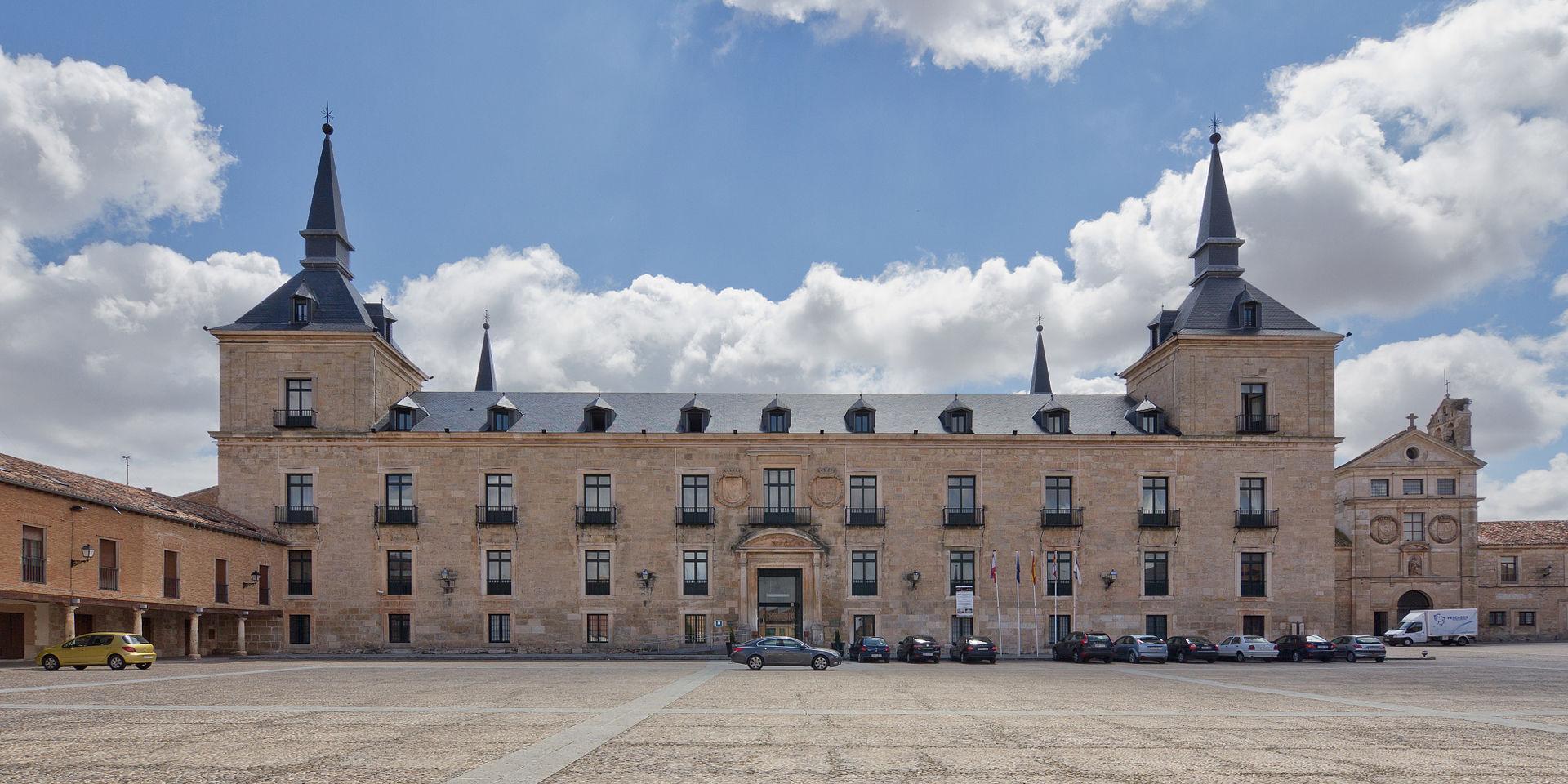 Ducal Palace Of Lerma Wikipedia