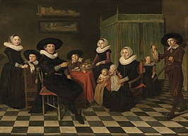 Familieportret (1635)