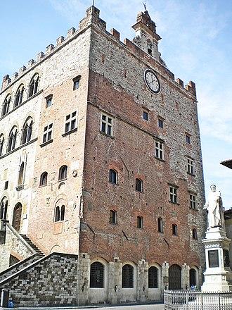 Prato - Palazzo Pretorio.