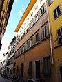 Palazzo al canto di sant'anna, facciata su via de' pepi 01.JPG