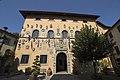 Palazzo dei Capitani della Montagna, Cutigliano, Pistoia, Toscana, Italia.jpg