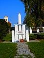 Pamätník, oslobodenie Solivaru. Prešov 21 Slovakia 1.jpg