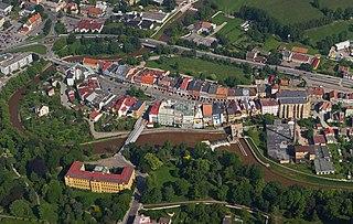 Jaroměř Town in Hradec Králové, Czech Republic
