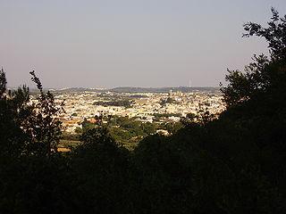 Ruffano Comune in Apulia, Italy