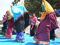 Parangal Dance Co. performing Kappa Malong Malong at 14th AF-AFC 05.JPG