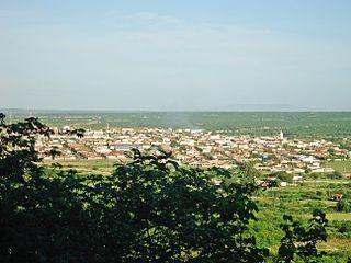 Parelhas,  Rio Grande do Norte, Brazil