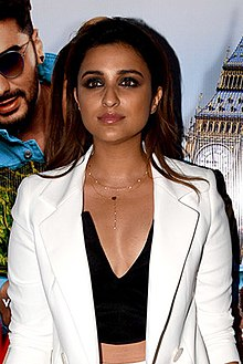 Parineeti Chopra - Wikipedia