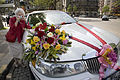 Paris - Old lady photographing a wedding car - 1902.jpg