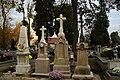 Parish Cemetery in Mogila (old gravestones ), osiedle Wandy, Nowa Huta, Krakow, Poland.jpg