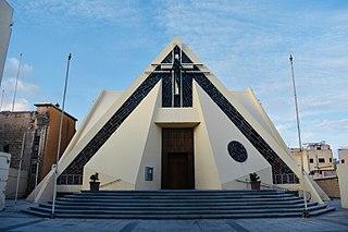 Our Lady of Mount Carmel Parish Church, Fgura