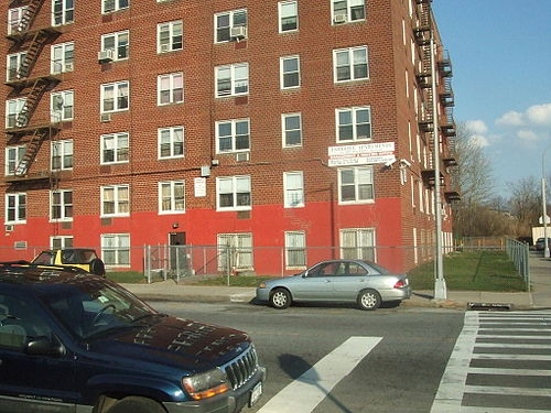Park Hill Housing Projects Staten Island Ny