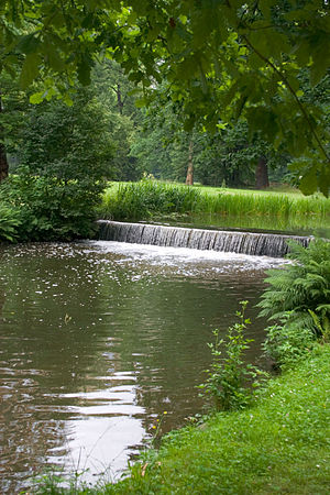 Muskau Park - Image: Park Muzakowski 1