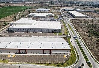 León, Guanajuato - Santa Fe Industrial Parks