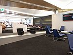 Part of the international waiting area at Canberra Airport November 2016.jpg