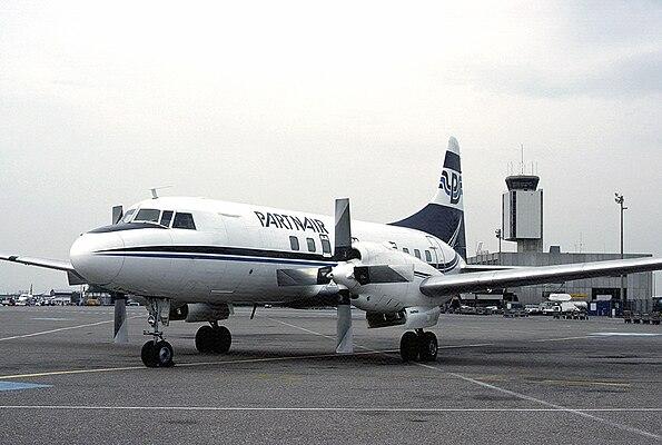Partnair Flight 394