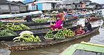 Pasar Terapung Lok Baintan pisang jeruk.jpg