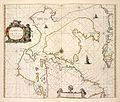 Paskaert zijde de Noordelickste Zeekusten van America van Groenlandt door de Straet Davis en de Straet Hudson tot Terra Neuf (NYPL b13908778-1619050).jpg