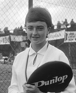 Pat Walkden South African tennis player