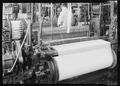 Paterson, New Jersey - Textiles. Looms. - NARA - 518584.tif
