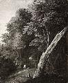 Paul Bril - Gozdna pokrajina z lovcem.jpg