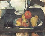 Paul Cézanne - Still Life with Apples and a Glass of Wine.jpg