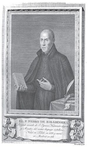 Ribadeneira, Pedro de (1527-1611)