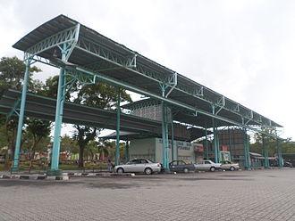 Bandar Penawar - Penawar Bus and Taxi Terminal