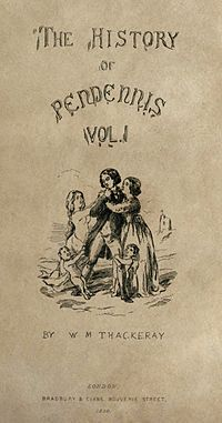 Pendennis cover
