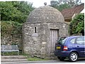 Pensford lock-up, Publow Lane - geograph.org.uk - 554752.jpg