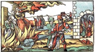 Anton Praetorius - Persecution of witches