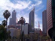 Perth is arguably the most isolated metropolitan area in the world.