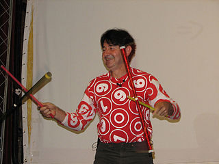 Péter Frankl Hungarian mathematician and street performer in Japan (b.1953)
