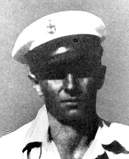 Peter Tomich United States Navy Medal of Honor recipient