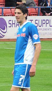 Peter Vincenti Footballer