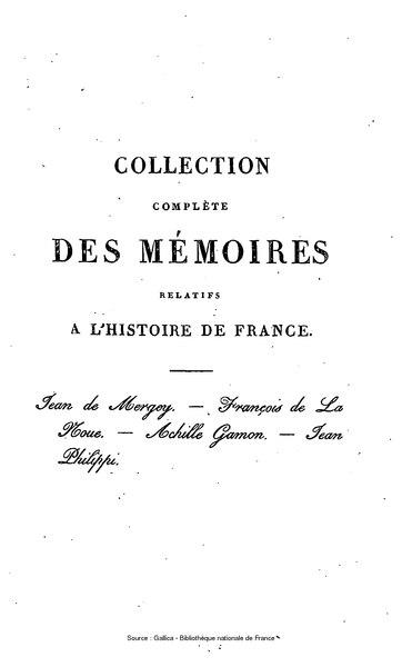 File:Petitot - Collection complète des mémoires relatifs à l'histoire de France, 1re série, tome 34.djvu